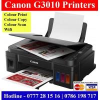 Canon G3010 Printers Sri Lanka |Canon G3010 Colour Photocopy sale