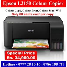 Epson L3150 Printers Colombo, Sri Lanka | Epson L3150 Price