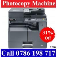 Kyocera TaskAlfa 2200 Full Option Photocopy Machines Colombo Sale