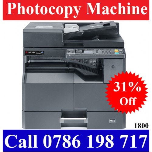 Kyocera TaskAlfa 1800 Photocopy Machines Colombo, Sri Lanka sale