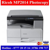 Ricoh MP-2014 Photocopy Machines Colombo, Sri Lanka