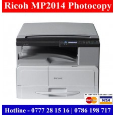 Ricoh MP-2014 Photocopy Machines Colombo, Sri Lanka
