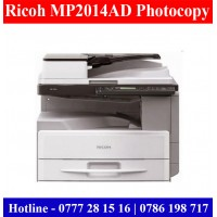 Ricoh MP2014AD Photocopy Machines Colombo, Sri Lanka