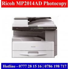 Ricoh MP2014AD Photocopy Machines Colombo, Sri Lanka