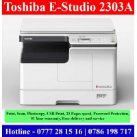 Toshiba E-Studio 2303A Photocopy Machines Colombo Suppliers