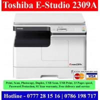 Toshiba 2309A Photocopy Machines Colombo Suppliers