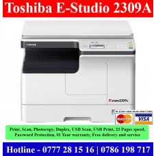 Toshiba 2309A Photocopy Machines Colombo Suppliers