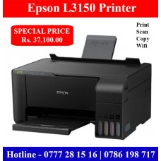 Epson L3150 Printers Colombo, Sri Lanka | Low cost colour photocopy Machine