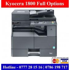 Kyocera TaskAlfa 1800 Photocopy Machines Colombo, Sri Lanka sale