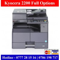 Kyocera TaskAlfa 2200 Full Option Photocopy Machines Colombo Sale