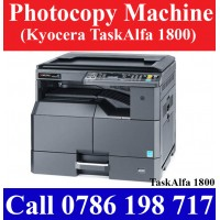 Kyocera TaskAlfa 1800 Photocopy Machine sale in Colombo