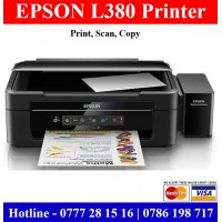 Epson L380 Printers in Colombo | Gampaha for sale
