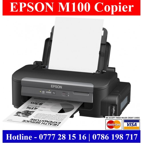 Epson M100 Printers In Colombo Gampaha For Sale With Discount Price