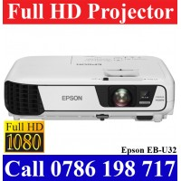Epson EB-U32 Full HD Projectors sale in Colombo and Gampaha