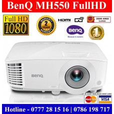 BenQ MH550 Full HD Home Cinema Projectors Sale Colombo, Sri Lanka