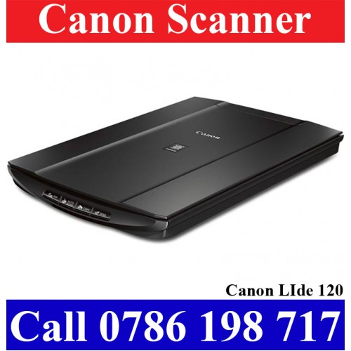 Canon Lide 120 Scanners for sale Colombo, Sri Lanka