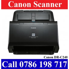 Canon DR-C240 Multi page double side scanners Colombo Sri Lanka