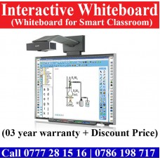 6X4 Interactive White Boards sale Colombo, Sri Lanka Suppliers