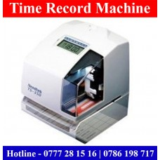 Time Recording Machines suppliers Colombo, Sri Lanka